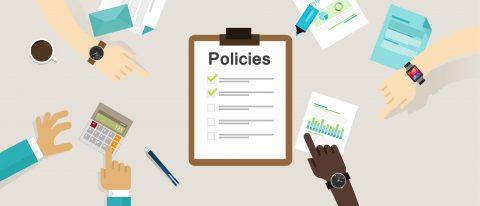 GDPR Website Policies