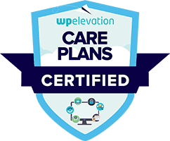 Website Care Plan Certified