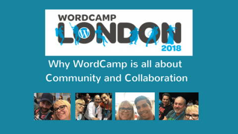 Why WordCamp is all about Collaboration