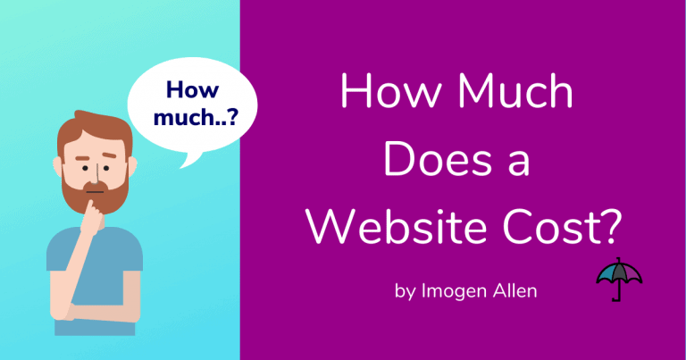 How Much Does a Website Cost