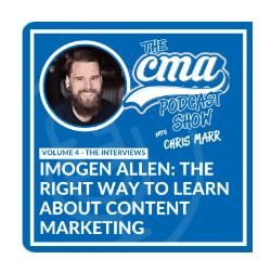 Imogen Allen CMA podcast